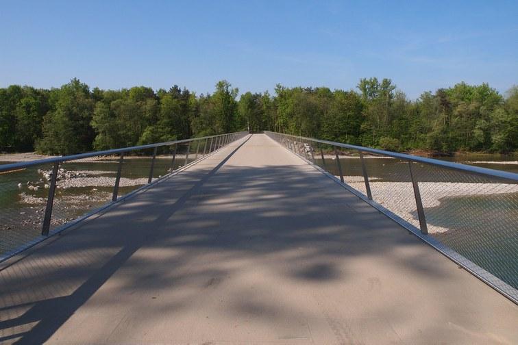 1. Preis Radwegbrücke Bregenz-Hard