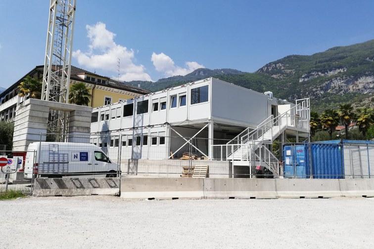 Containeranlage Altersheim Eremo – Arco