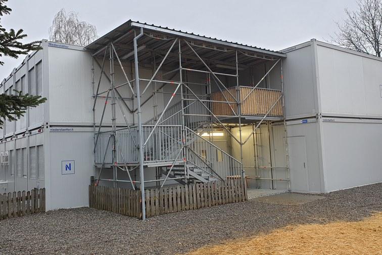 Containeranlage Kindergarten - Schenna