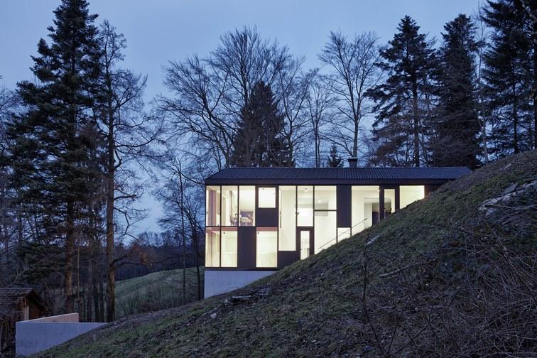 Einfamilienhaus Hohlen
