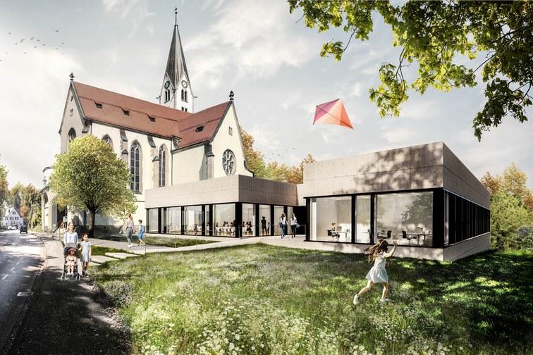 Evangelische Jugendkirche Lindau