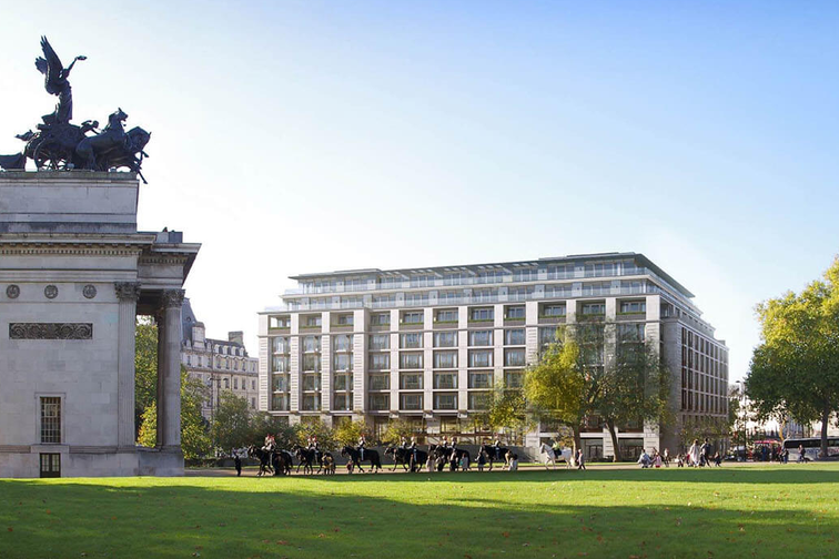 Hotel Peninsula, London
