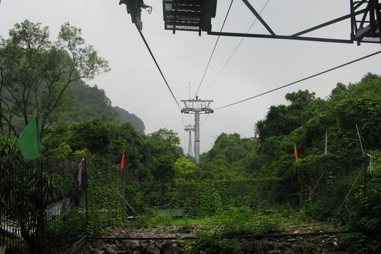 Huong Pagoda Cable Car