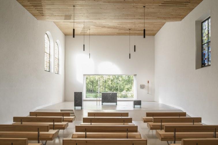 Kirche von Lichtenstern