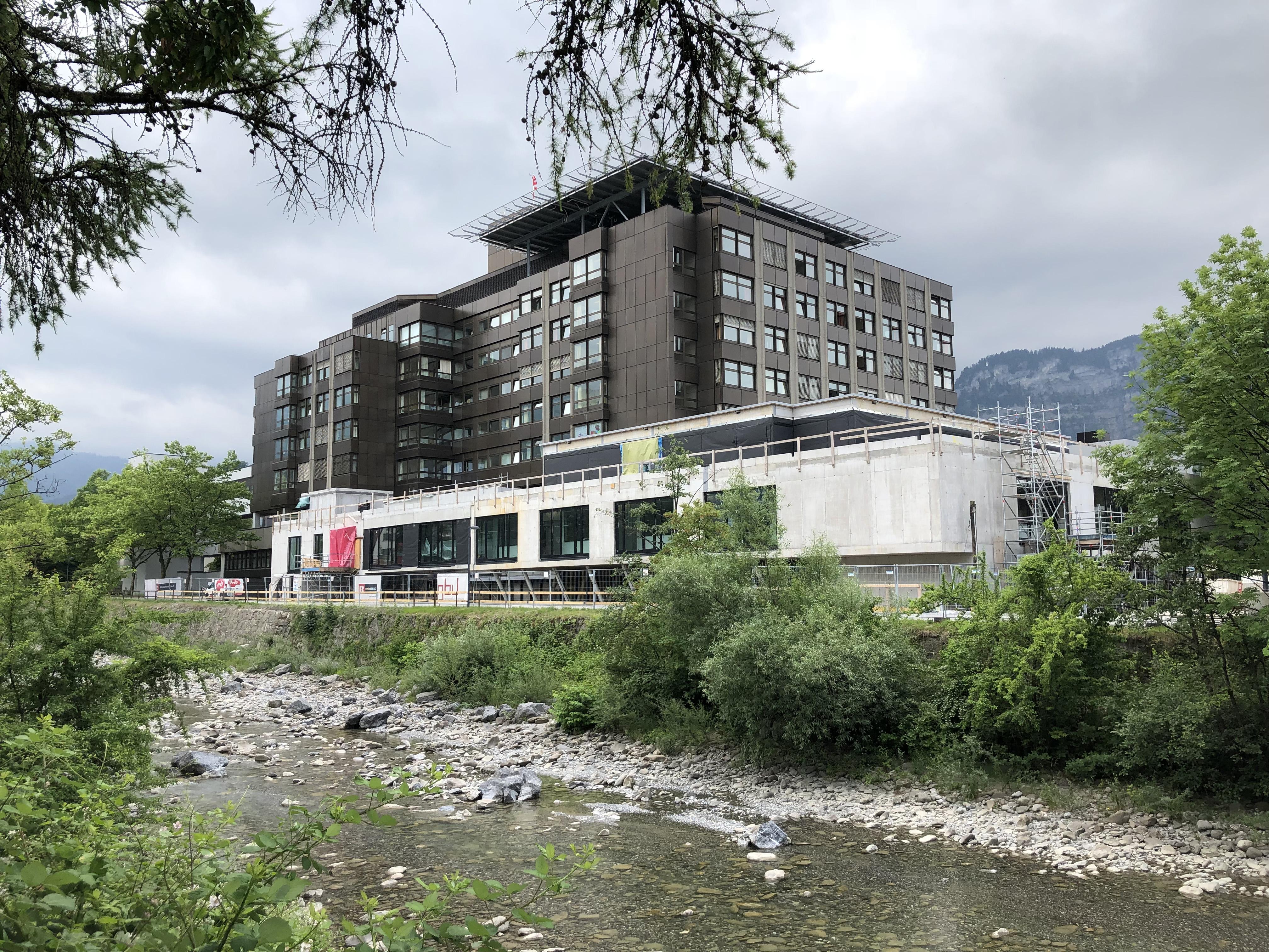Krankenhaus Dornbirn