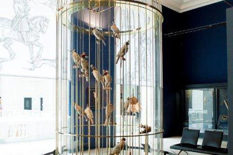 La Grande Voliére - Kunsthistorisches Museum