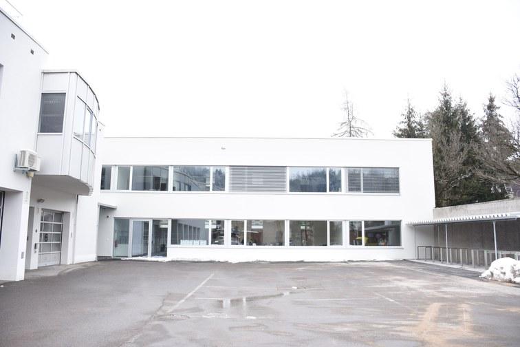 LKHF Mehrzweckgebäude