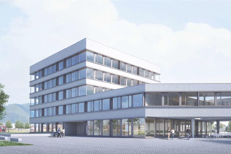 Neubau ORG/HTL, Dornbirn