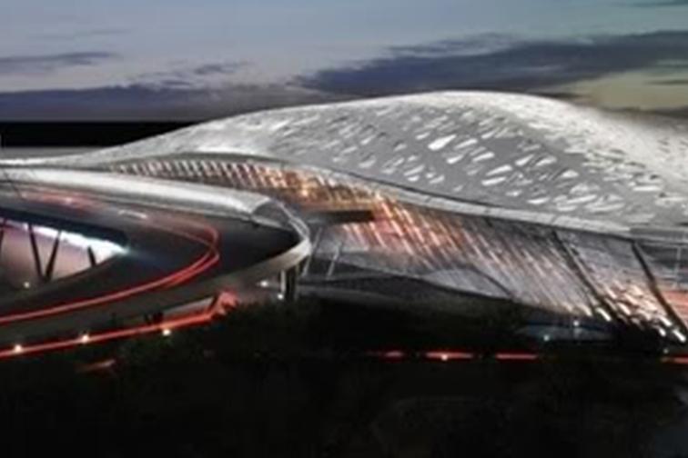 New Passengers Terminal