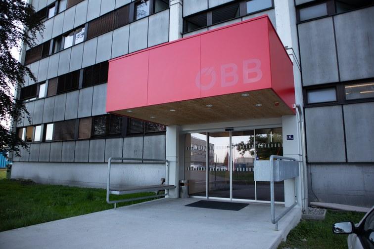 ÖBB Betriebsgebäude