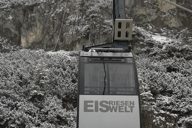 Seilbahn Eisriesenwelt