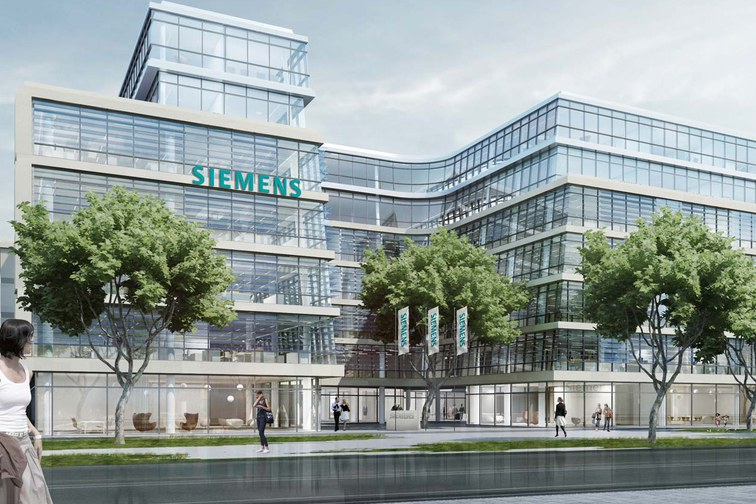 Siemens Headquarter