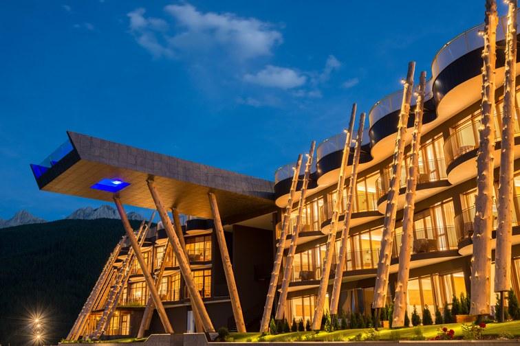 Skypool Alpin Panorama Hotel Hubertus