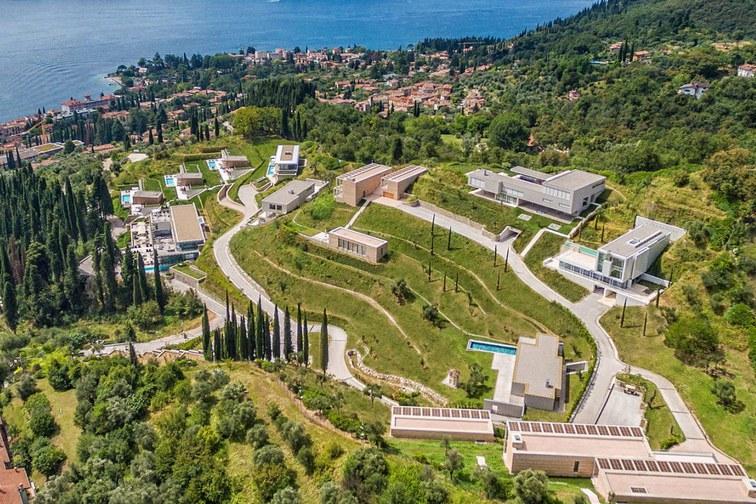 Villa Eden, Gardone