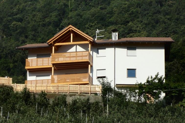 Wohnhaus Ganthaler