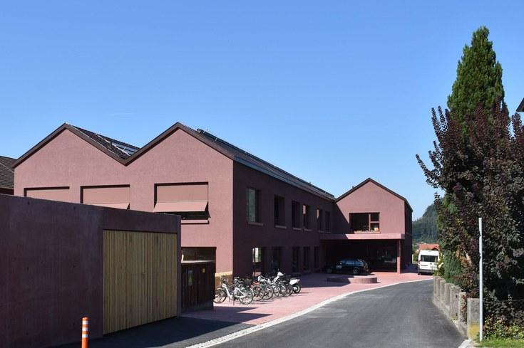 Eröffnung Bildungszentrum Frastanz-Hofen