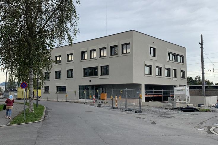 Neubau Bundespolizei Dornbirn