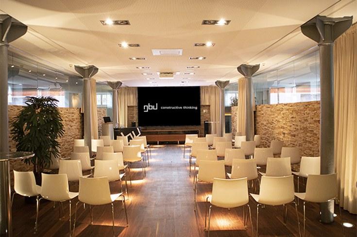 Neuer Seminar- und Schulungsraum